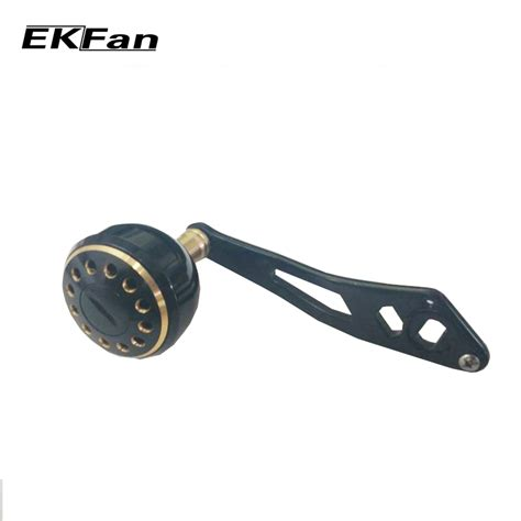 ekfan aluminum alloy 2000 series knobs fishing reel handle