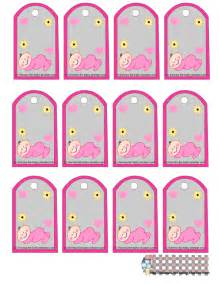 free printable baby shower favor tags template free printable baby shower favor tags