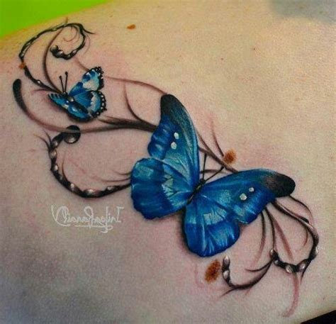3d butterfly tattoos designs 85 3d butterfly tattoos