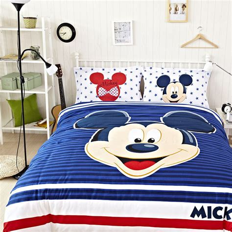 Mickey Mouse Bed Sets Disney Mickey Mouse Bedding Set Ebeddingsets