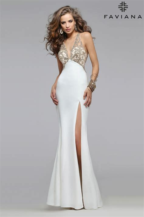 Wedding Dresses Prom by Faviana S7730 Prom Dress Prom Gown S7730