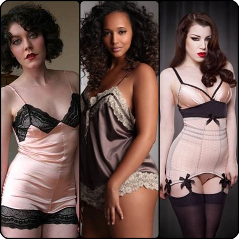 Lingerie For Lady Detectives Inspired By Miss Phryne