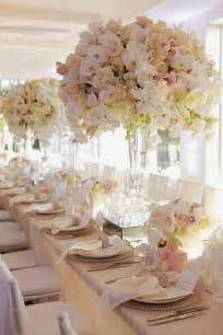 wedding arrangements 17 best ideas about table centerpieces on wedding tables wedding table