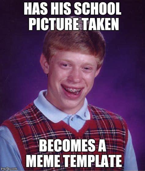 Brian Meme Generator - bad luck brian meme imgflip