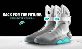 Marty mcfly s 2011 nike mag thee blog
