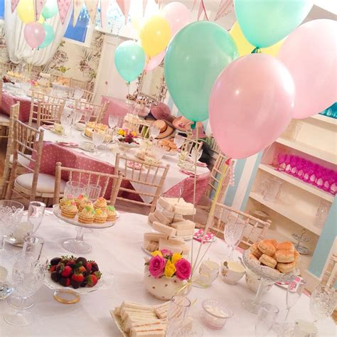 When Do You A Baby Shower Uk by Tea Birthday Teas Hen Baby Showers