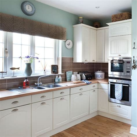 style kitchen relaxed nautical style kitchen kitchen housetohome co uk