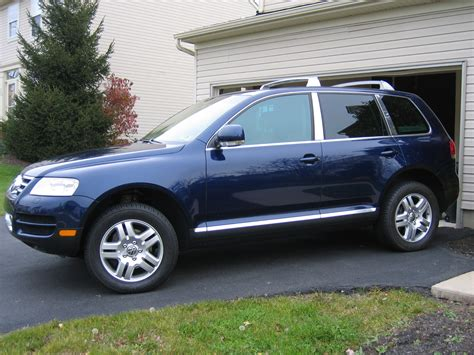 volkswagen touareg 2004 2004 volkswagen touareg information and photos zombiedrive
