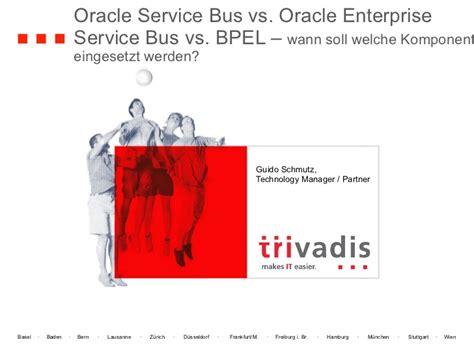 tutorial oracle service bus oracle service bus vs oracle enterprise service bus vs bpel