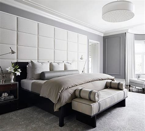 upholstery wall upholstered walls for a cozy and warm look of your bedroom