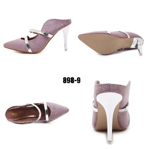 harga sepatu heels wanita import untuk ke pesta jual