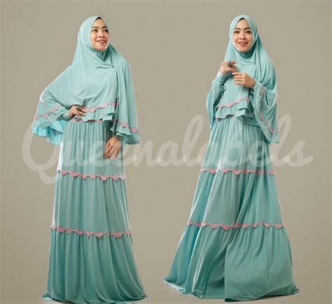 Termurah Gamis Syari Annisa Fanta Syari busana muslim koleksi terbaru
