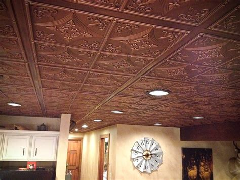 real tin ceiling tiles fashioned metal ceiling tiles talkbacktorick