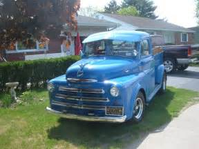 50s Dodge Truck Real Real Trucks A 1950 Half Ton Show Truck