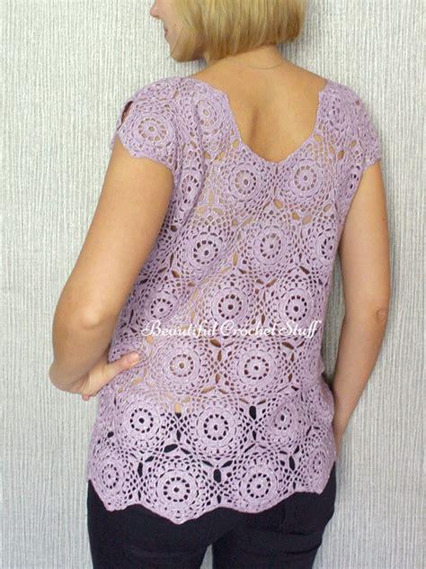 Hering Crochet Collar Blouse Big Size Free Pattern Of Blouse Crochet Collar Blouses
