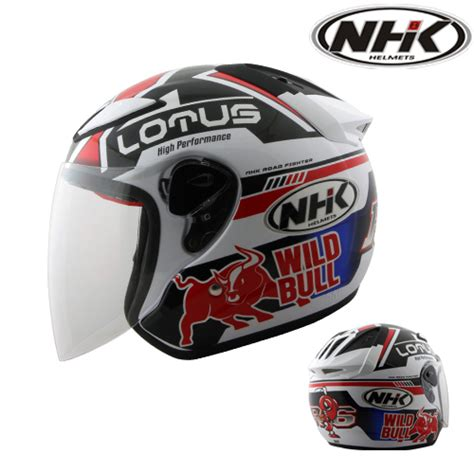 Helm Nhk R6 Warna Orange helm nhk r6 lotus pabrikhelm jual helm murah