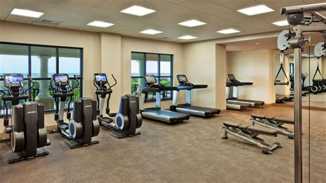 Fitness Center Software 1 by Gear Lending With New Balance 174 The Westin Jekyll Island