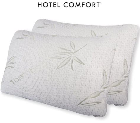 hotel comfort bamboo pillow reviews miracle bamboo pillow review benefits and instructions