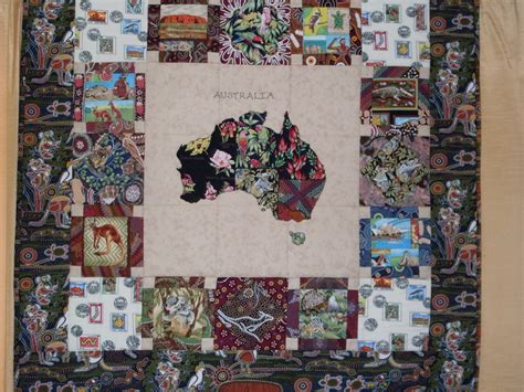 Patchwork Patterns Australia - 10 best australiana quilts images on easy