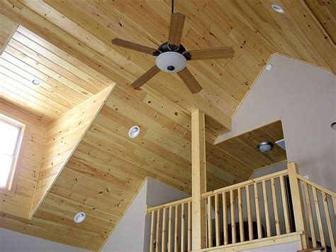 to install tongue and groove ceiling modern home interiors