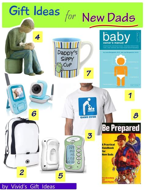 9 must have gifts for new dads vivid s