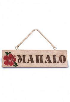 mahalo means    hawaiian happy birthday     pinterest hawaii
