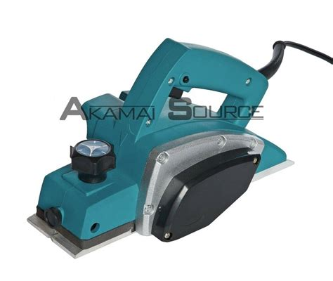 powerful electric wood planer woodworking power tools work