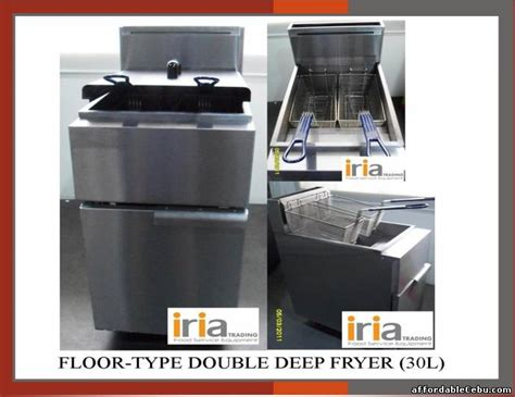 Floor L For Sale Philippines by Fryer Floor Type Gas 0917 526 0496 For Sale Outside