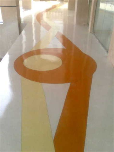 Cast in situ Floorings   Commercial Epoxy Terrazzo