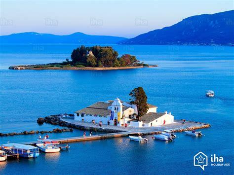 appartamenti in grecia per vacanze affitti appartamento corf 249 per vacanze con iha privati