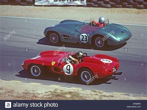 testa racing 1958 quot testa rossa quot 250 and quot aston martin