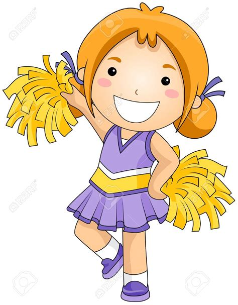 cheerleading clipart cliparts cliparts and others inspiration