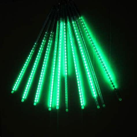 Meteor Shower Led by 8pcs 30cm 144 Led Waterproof Meteor Shower Light