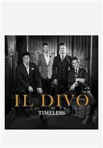 il divo cd il divo timeless cd with autographed photo print newbury
