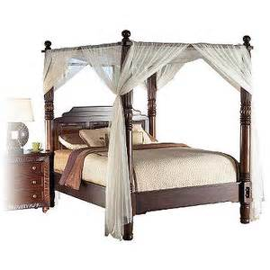 Rooms To Go Canopy Bedroom Sets Home Malibu Canopy 4 Pc King Bed