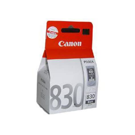 Tinta Canon Pg830 Black Ink Cartridge Original Pg 830 original pg 830 ink for canon printer original canon ink