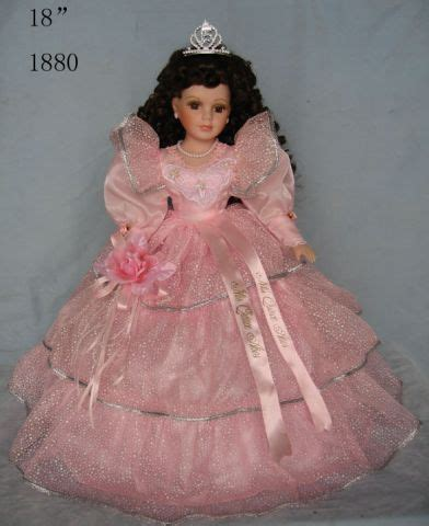 porcelain doll quince anos 18 inch porcelain umbrella dolls quince anos pink