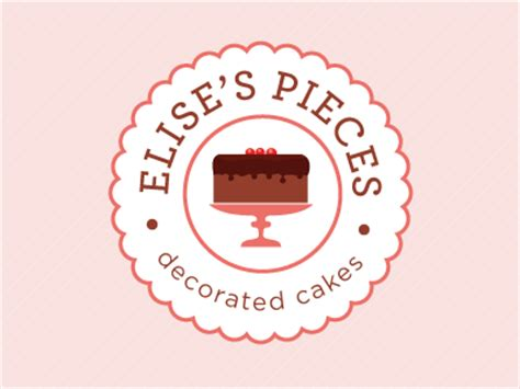 let s the world of 20 cake logo inspirations
