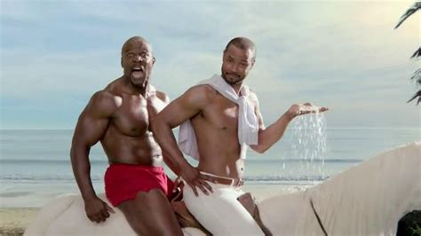 terry crews advert old spice tv commercial windsurfing featuring isaiah
