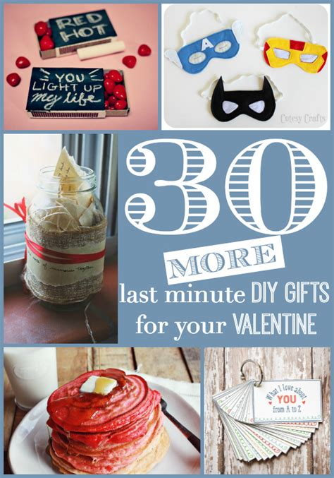 30 more last minute diy valentine s day gift ideas for him