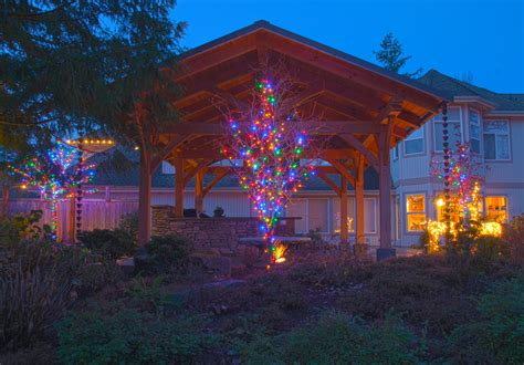 decorating backyard with lights lights decorating my backyard by mogieg123 on deviantart