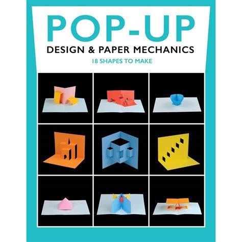 pop up design and paper mechanics hobbycraft