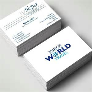 international business card business card design and print whisper international