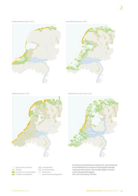 netherlands coast map 17 best images about maps netherlands on