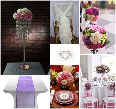 Creative Table Decorations by Creative Table Styling Using Wedding Decorations For Hire