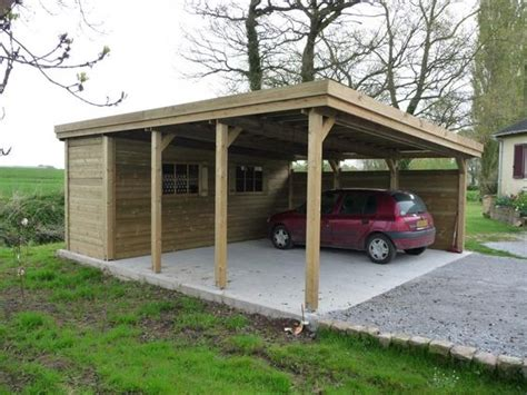 3 Car Garage House carport protection et design bienchezmoi