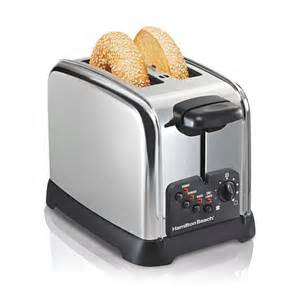 Toaster Shopping Classic Chrome 2 Slice Toaster 7117275 Hsn