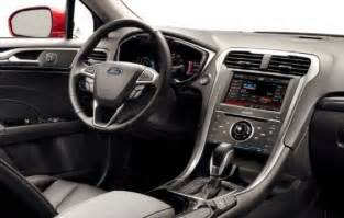 Ford Fusion Interior 2016 Ford Fusion Interior Photo 2017 2018 Best