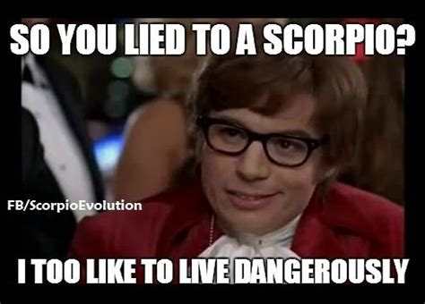 Scorpio Memes - quotes about scorpios memes