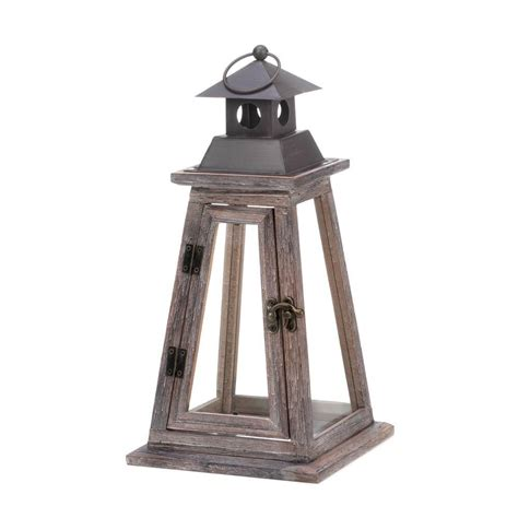 Christian Home Decor Wholesale by Elevate Wooden Candle Lantern All Wholesale Gifts